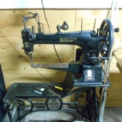Finding Parts for a Durkopp 17-1-1 Shoe Patcher - shoe repair sewing machine