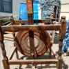 Value of Spin-Well Spinning Wheel - wooden spinning wheel