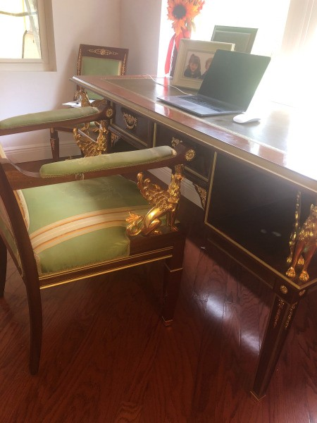 Value of a Napoleon Imperial Desk