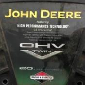 John Deere 125a Won't Start