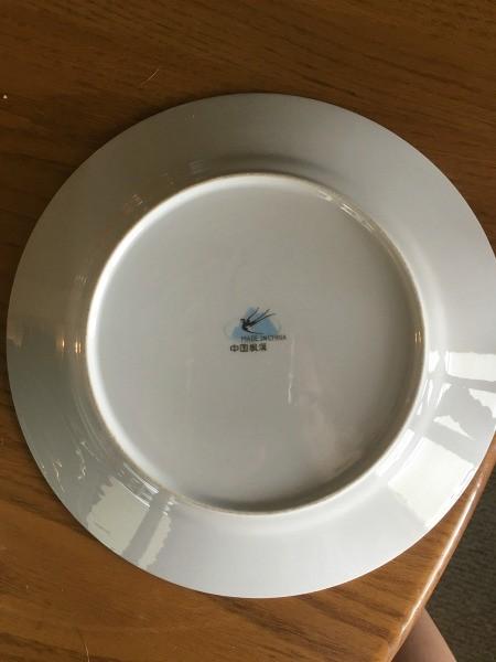 Identifying Dinnerware Brand