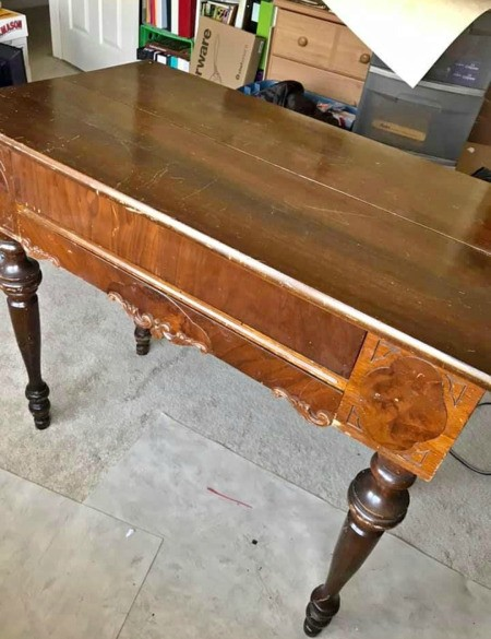 Identifying a Vintage Desk