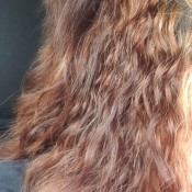 Permed Hair Only Curly at the Scalp