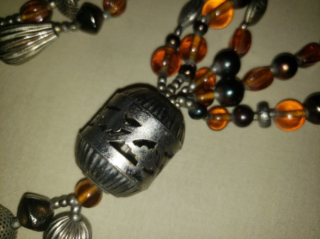 Identifying a Beaded Necklace