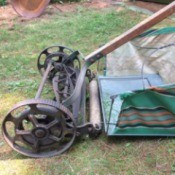 Information on an Old Pennsylvania Reel Mower