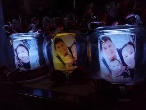 DIY Jar Lamp Wedding Souvenir