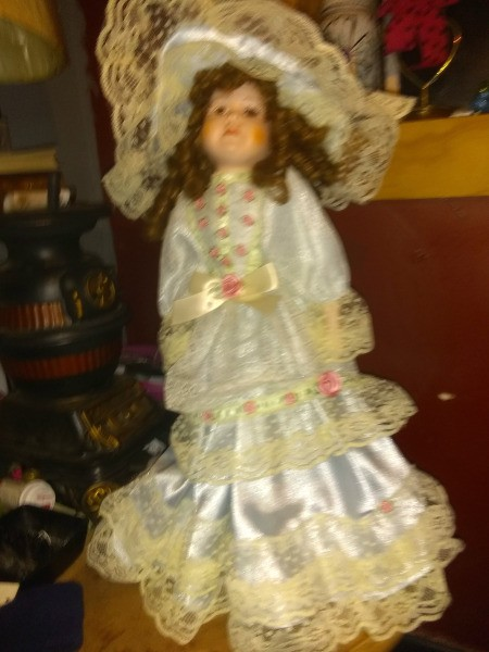 Value of an Elizabeth Gray Collection Doll