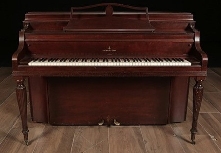 Reinforcing Subflooring in a Mobile Home - upright piano
