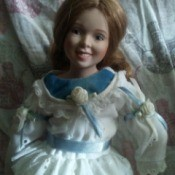 Identifying a MBI Porcelain Doll