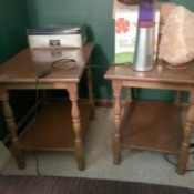 Value of Conant Ball End Tables - two tables