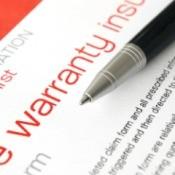 Warranty paperwork
