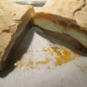cut in half Stromboli