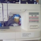 Model Number and Manual for a Brother Sewing Machine - newer model multi-stitch sewing machine