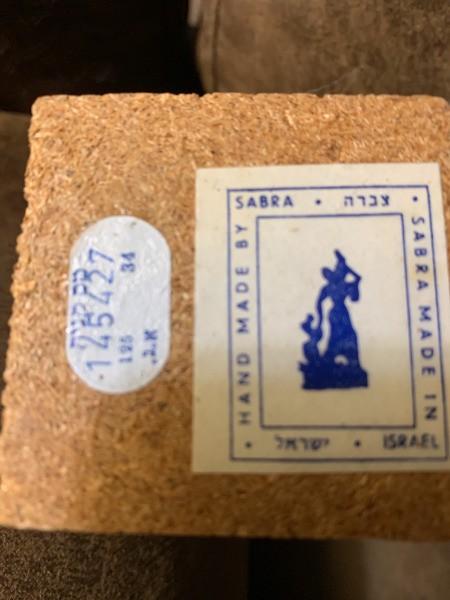 Maker of Beautiful Vintage Israeli Doll