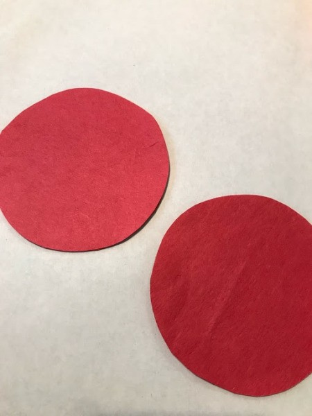 Penny Top Spinner - trace onto colored paper if desired, cut out, and glue to the cardboard circle