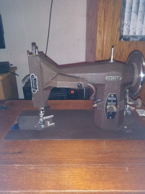 Information on a Vintage Kenmore Sewing Machine