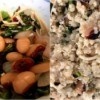 Bean and Vegetable Side Dish mixed with quinoa