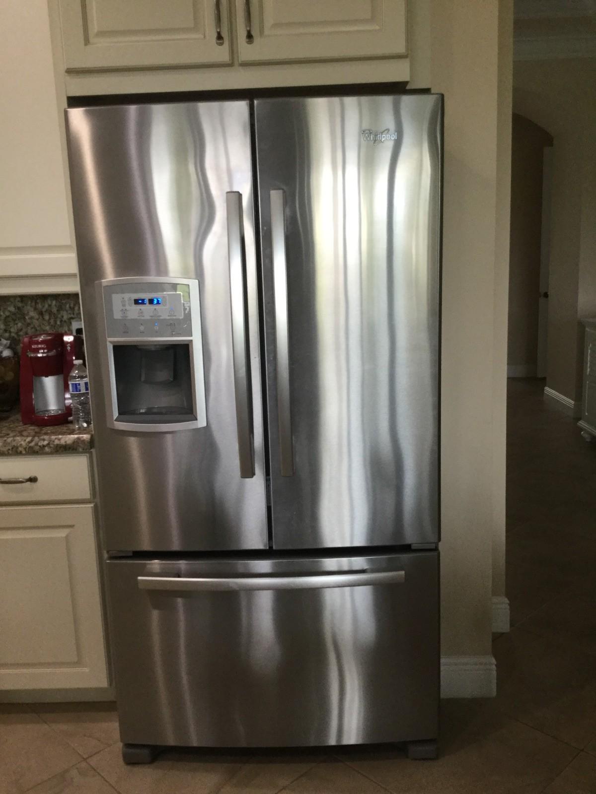 Repairing A Whirlpool Refrigerator Ice Maker