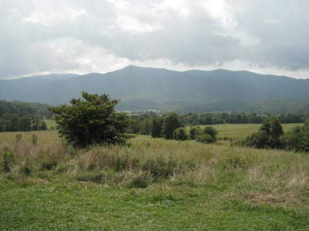 Cades Cove Tennessee