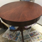 Value of  a Vintage Mersman Table
