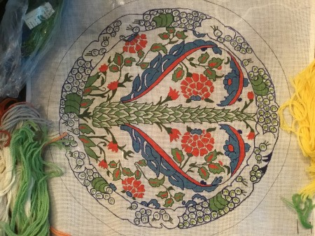 Donating Needlepoint Canvases - un