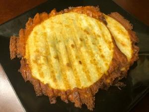finished Panini Quesadillas