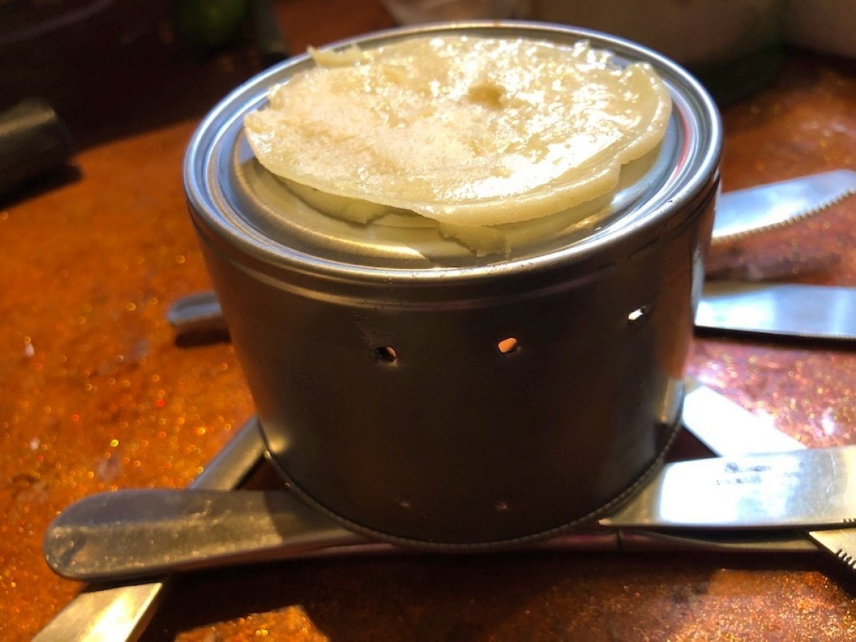 Making Pancakes On a Tin Can   ThriftyFun