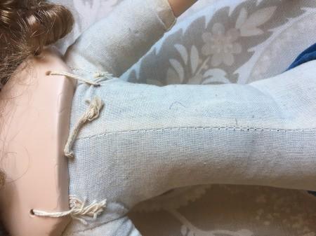 Identifying French Porcelain Dolls