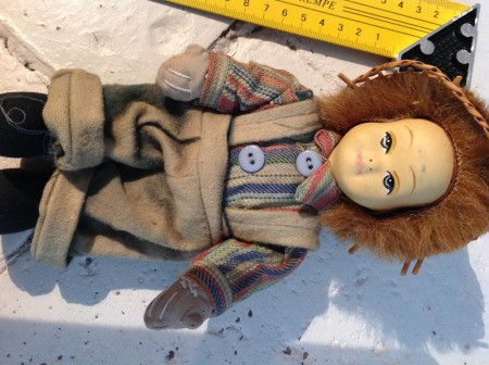 Identifying a French Doll