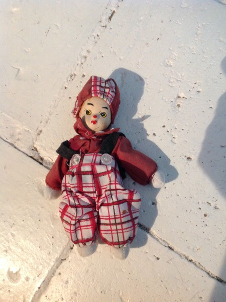 Identifying a French Porcelain Doll