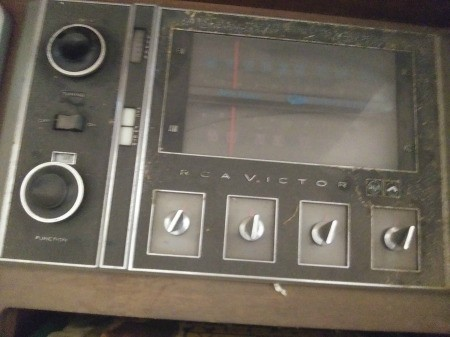 Value of a Victrola Console Stereo System