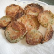 breaded  Fried Green Tomatoes