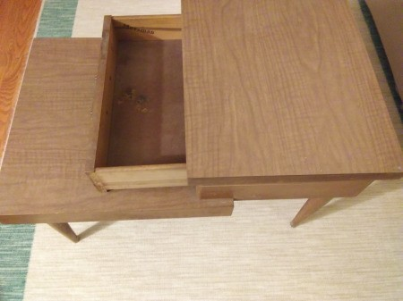 Value of a Mersman 8112 Side Table