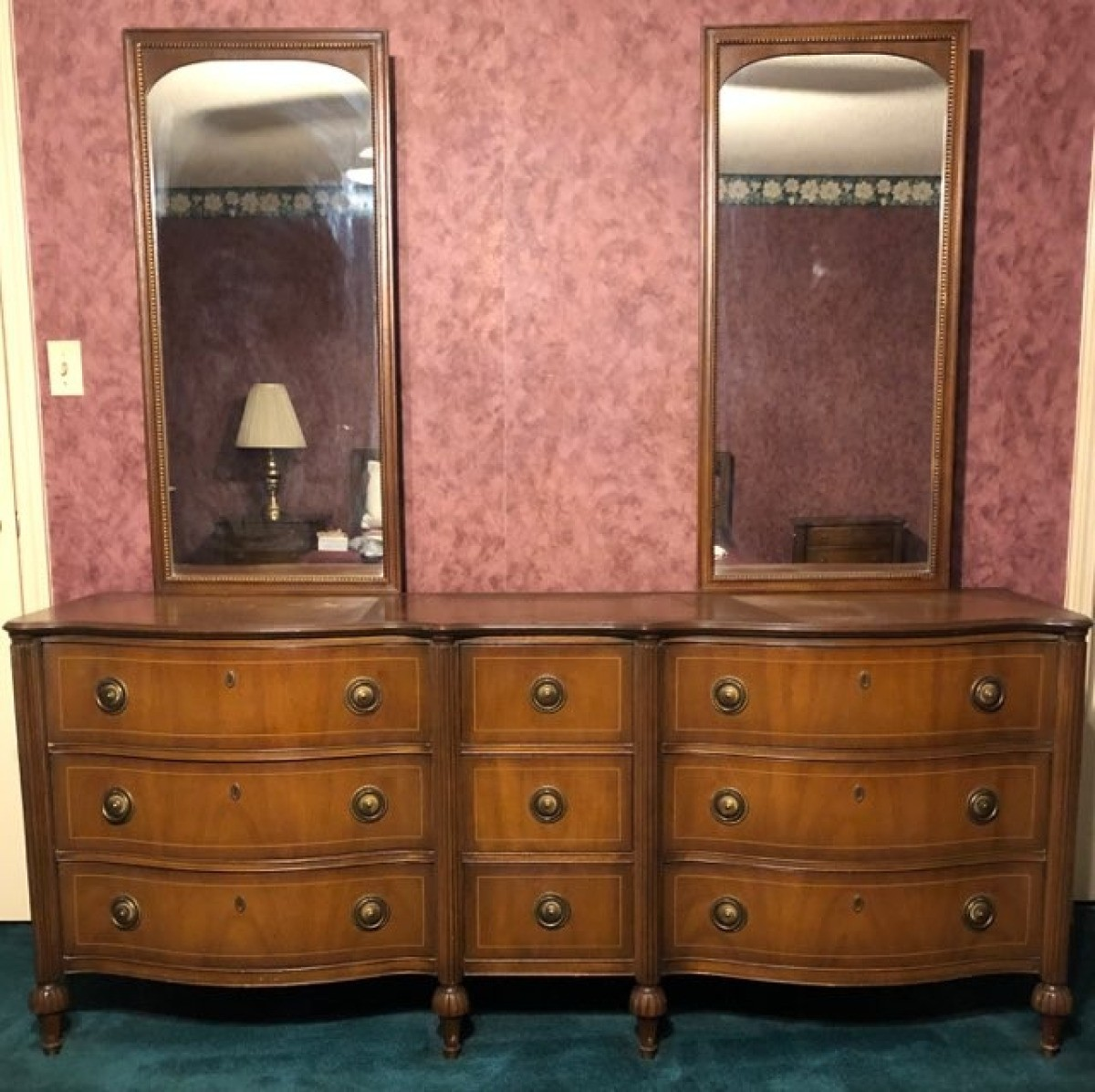 Value of American of Martinsville Bedroom Furniture | ThriftyFun