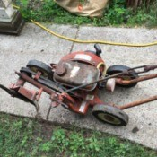 Value of a 1968 Jacobson Edger - old gas powered edger