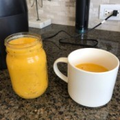 Orange Mango Passionfruit Smoothie