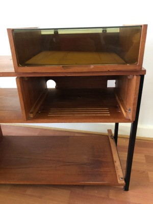 Value of a Vintage Record Player Stand