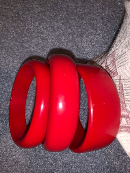 Are These Cuffs Made from Bakelite?