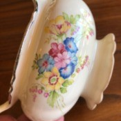 Value of Homer Laughlin Vintage China - gravy boats