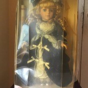 Value of a Collector's Choice Doll - doll in the original box