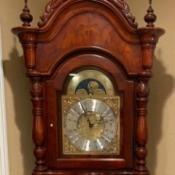 Value of a Howard Miller Grandfather Clock - clock