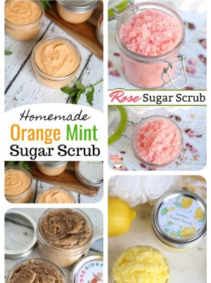 Sugar Scrub and Bath Bomb Business Name Ideas