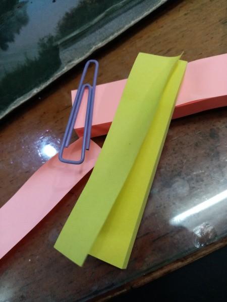 Making a Balloon Paper Clip Topper - supplies