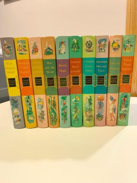 Value of a Set of 1969 American Peoples Encyclopedias