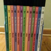 Value of a Set of My First Britannica - boxed set of children's encyclopedias