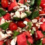 mixed Watermelon Salad