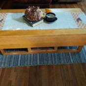 Value of a Conant Ball Expanding Coffee Table