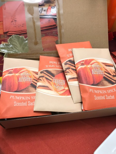 Fall or Halloween Illuminated Bags - packages of sachet