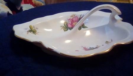 Value of Royal Albert Bone China Dish