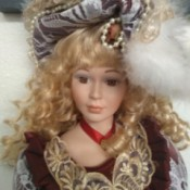 Value of a Knightsbridge Porcelain Doll